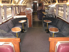 Amtrak Pacific Parlour Car Sonoma Valley